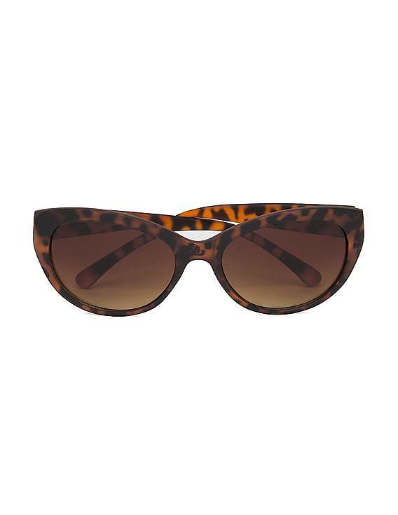 c92ab39452 Buy Women UV Protected Cat Eye Sunglasses online at NNNOW.com