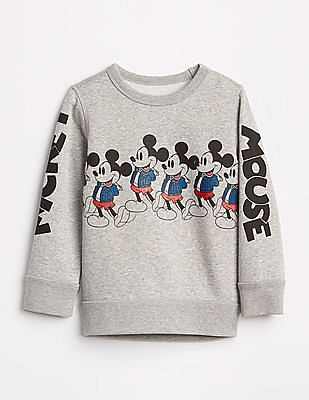 GAP Baby Disney Mickey Mouse Sweatshirt