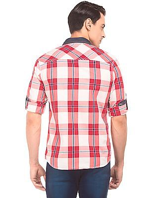 Cherokee Regular Fit Check Shirt