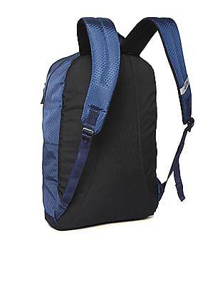 Flying Machine Neon Zipper Laptop Bag