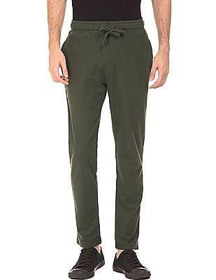 U.S. Polo Assn. Denim Co. Regular Fit Slubbed Track Pants