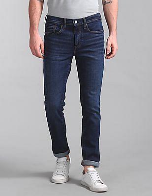 GAP Skinny Lightweight Medium Wash Jeans