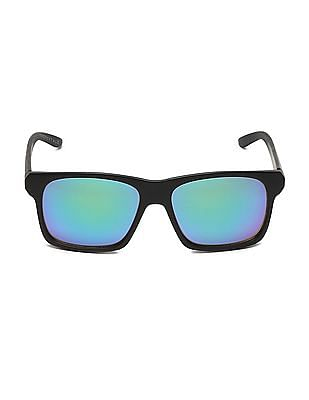 Aeropostale Square Frame Mirrored Sunglasses
