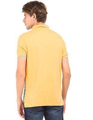Bayisland Striped Regular Fit Polo Shirt
