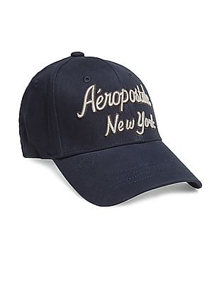 Aeropostale Brand Embroidered Panelled Cap
