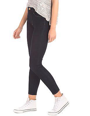 GAP Super High Rise True Skinny Jeans