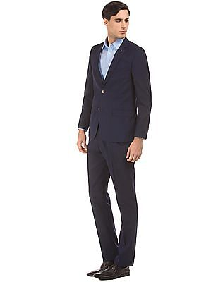 Arrow Regular Fit Single Breasted Suit