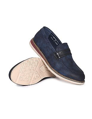 U.S. Polo Assn. Contrast Sole Penny Loafers