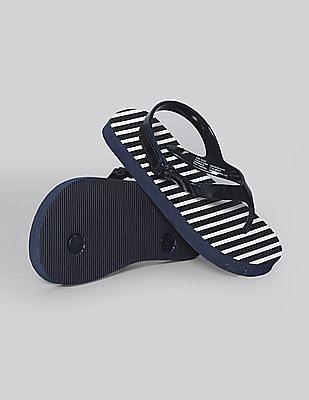 GAP Baby Striped Sandals