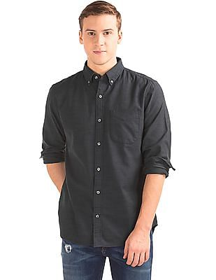 GAP Oxford Slub Standard Fit Shirt
