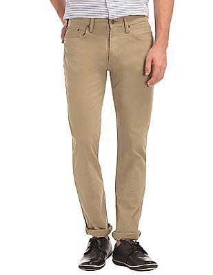 GAP Broken Twill Skinny Fit Jeans