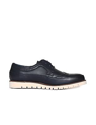 U.S. Polo Assn. Derby Style Brogued Sneakers