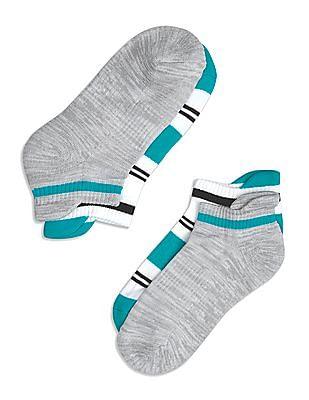 Aeropostale Ankle Length Performance Socks - Pack Of 2