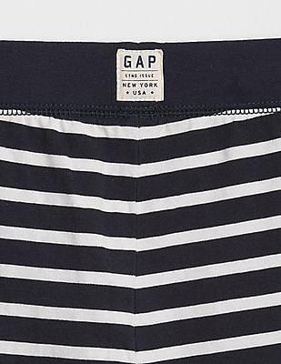 GAP Toddler Boy Stripe Pull-On Pants