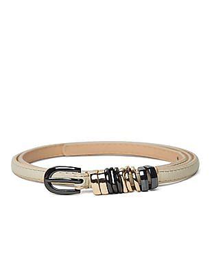 SUGR Multi Looped Slim Belt