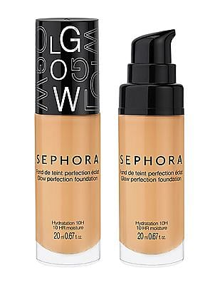 Sephora Collection Glow Perfection Foundation - 33 Walnut