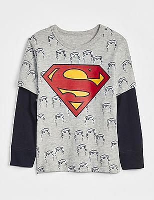 GAP BabyGap | DC™ 2-in-1 T-Shirt