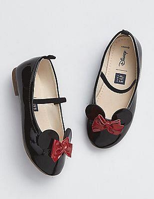 GAP Baby Disney Minnie Mouse Ballet Flats