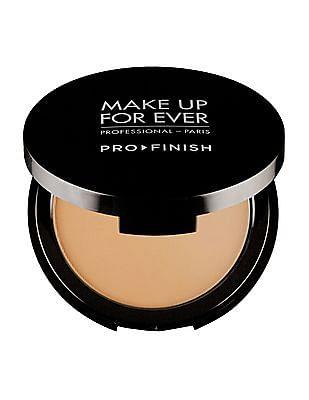 MAKE UP FOR EVER Pro Finish Multi Use Powder Foundation - 174 Neutral Saffron