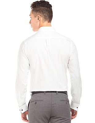 Arrow French Cuff Regular Fit Shirt
