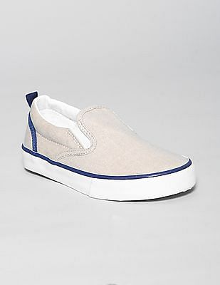GAP Boys Canvas Slip On Shoes