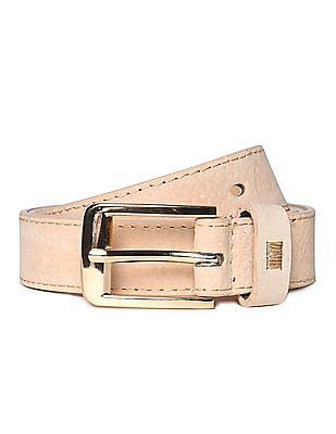SUGR Solid Pleather Belt