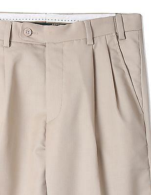 Arrow Autoflex Slim Fit Trousers