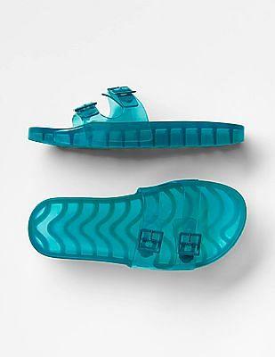 GAP Girls Jelly Slide Sandals