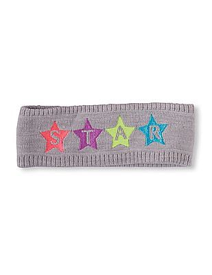 The Children's Place Toddler Girl 'Star' Cold-Weather Headwrap