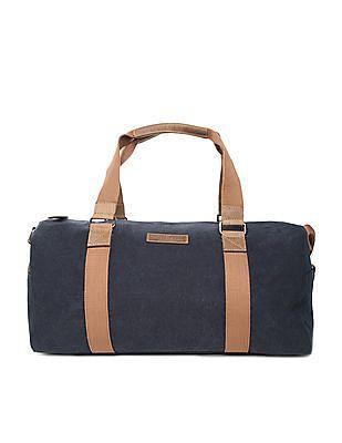 U.S. Polo Assn. Canvas Duffel Bag