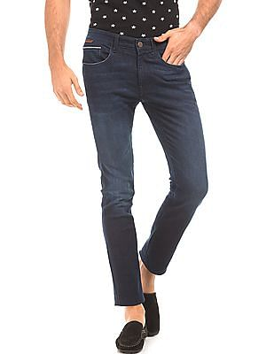 U.S. Polo Assn. Denim Co. Dark Wash Skinny Fit Jeans