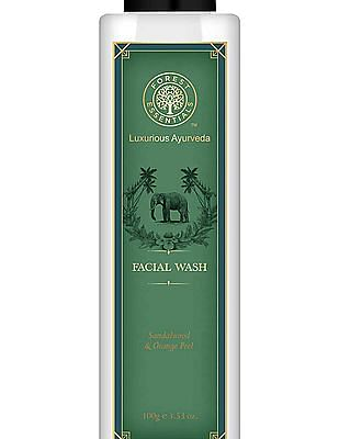 FOREST ESSENTIALS Face Wash - Sandalwood And Orange Peel