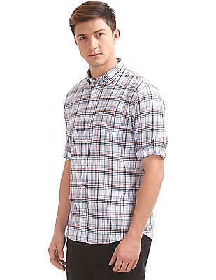 Ruggers Button Down Check Shirt
