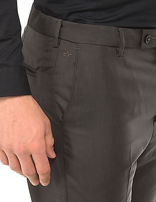 Arrow Tapered Fit Trousers