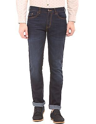 Newport Low Rise Straight Fit Jeans