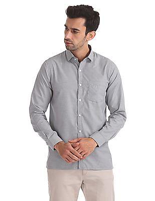 Excalibur Printed Shirt-Pack of 2