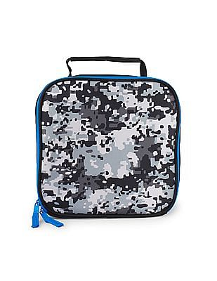 The Children's Place Boys Digital Camouflage Print Lunch Box