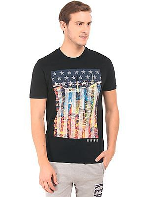 Aeropostale Graphic Printed Cotton T-Shirt