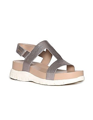 Cole Haan Zerogrand T-Strap Sandals