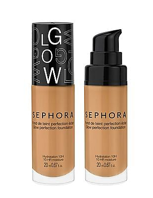 Sephora Collection Glow Perfection Foundation - 10Hr Moisture - Honey Bronze