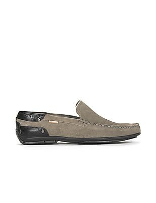 U.S. Polo Assn. Suede Leather Loafers