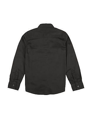 FM Boys Boys Slim Fit Shirt