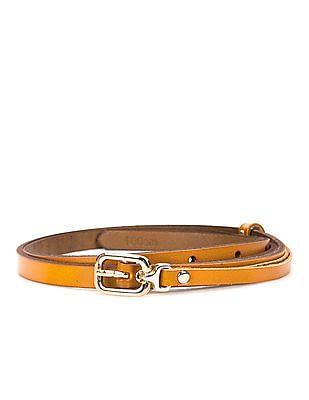 SUGR Slim Leather Belt