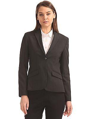Arrow Woman Regular Fit American Style Blazer