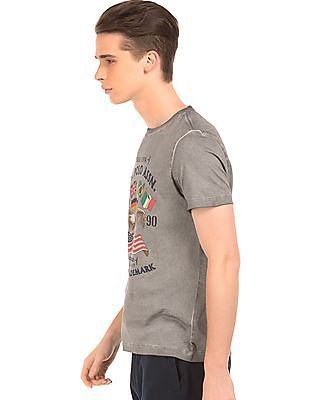 U.S. Polo Assn. Denim Co. Washed Slim Fit T-Shirt