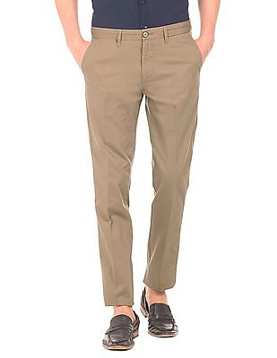 U.S. Polo Assn. Slim Fit Dobby Trousers