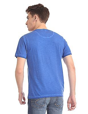 Izod Printed Round Neck T-Shirt