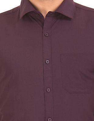 Excalibur Solid Classic Fit Shirt