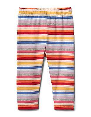 GAP Baby Print Stretch Jersey Leggings