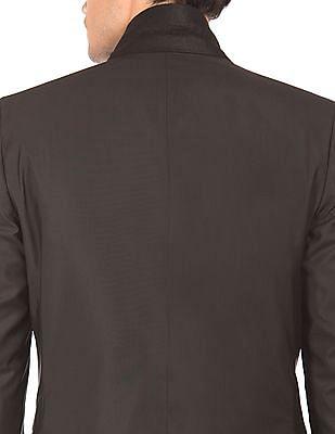 Arrow Regular Fit Three-Piece Suit